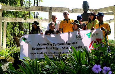 Exploring Cooperation Sasakawa Peace Foundation (SPF) With Dompet Dhuafa (DD) To Revitalizing Gesang Park