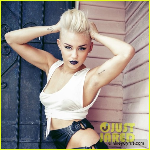 Miley Cyrus: covers Lilac Wine! New Site and new ...