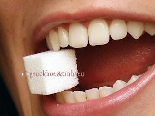 thói quen xấu gây sâu răng
