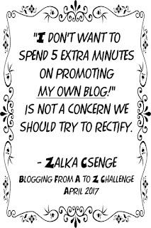 #atozchallenge #quote Zalka Csenge