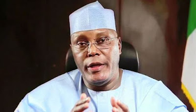 Atiku returns to Nigeria from UK, Did not enter US (REASONS)