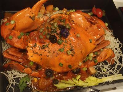 地中海螃蟹