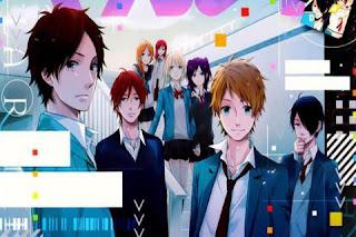 anime romance terbaik nijiiro days