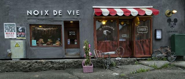 街角に現れた小さなお店。作ったのは世界的なハッカー集団⁉︎【Art】
