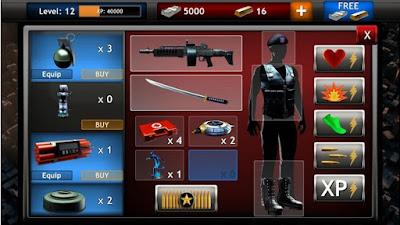 Zombie Objective V1.0.7 Apk MOD Lots of Money