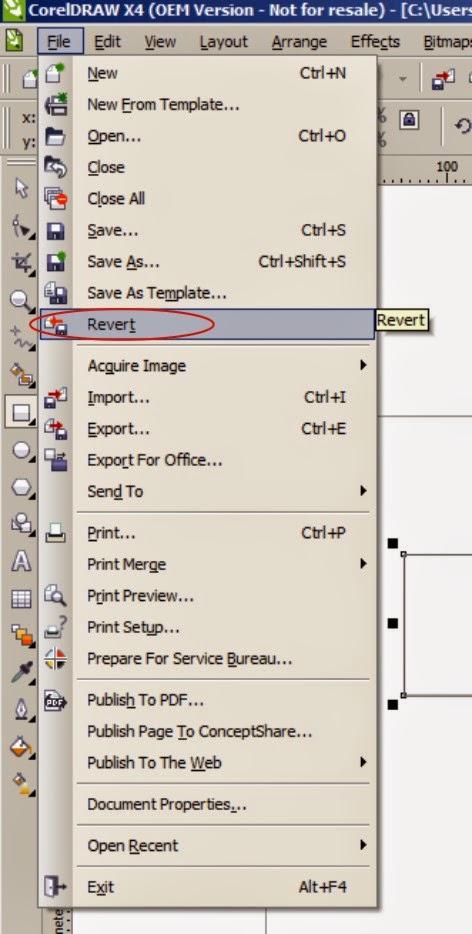 Cara Mengembalikan File Excel Yang Belum Tersimpan : mengembalikan, excel, belum, tersimpan, Mengembalikan, Dokumen, Seperti, Semula, Corel