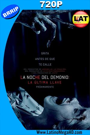 La Noche del Demonio: La Ultima Llave (2018) Latino HD 720P ()