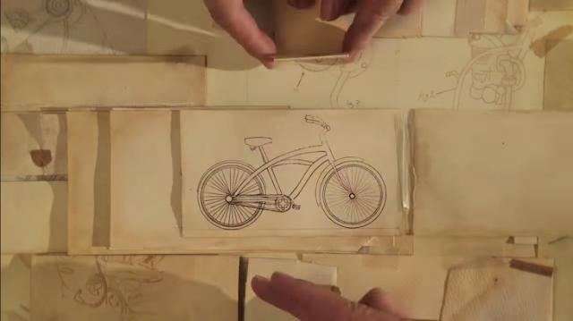 Honda'nın 3.000 El Çizimi Stop Motion Filmi