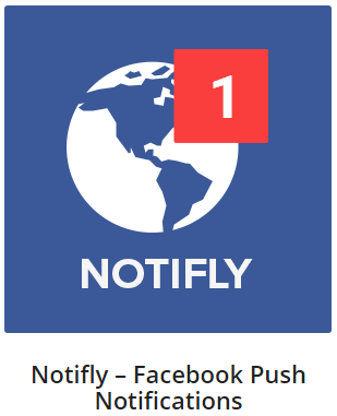 install and customize NOTIFLY - FACEBOOK PUSH NOTIFICATION