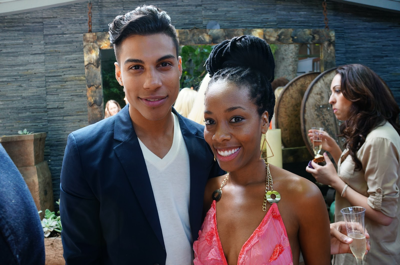 6a7926e61f36c The Tastemakers of LA Garden Party was officially hosted by Jae Joseph,  Taye Hansberry, Reinaldo Irizarry, Andres Matsen, Leanna Lewis, and Judy  Chang but ...