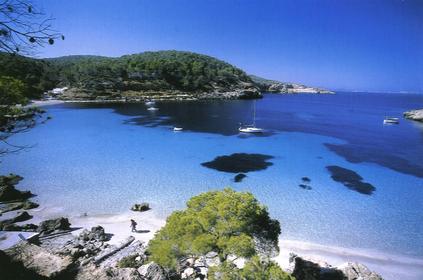 Travel for Everyone   Spain      Ibiza island   White Island   la Isla     Ibiza island   White Island   la Isla Blanca   Spain