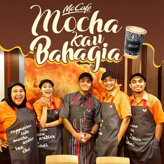 Mocha Kau Bahagia