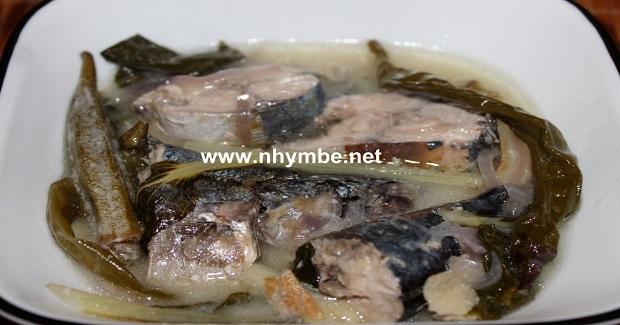Ginataang Isda – Filipino Recipe