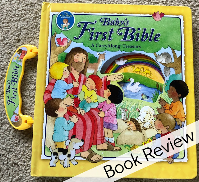 Baby's First Bible - A CarryAlong Treasury by Tommy Nelson