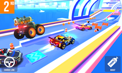 SUP Multiplayer Racing v1.5.8 Mod APK4