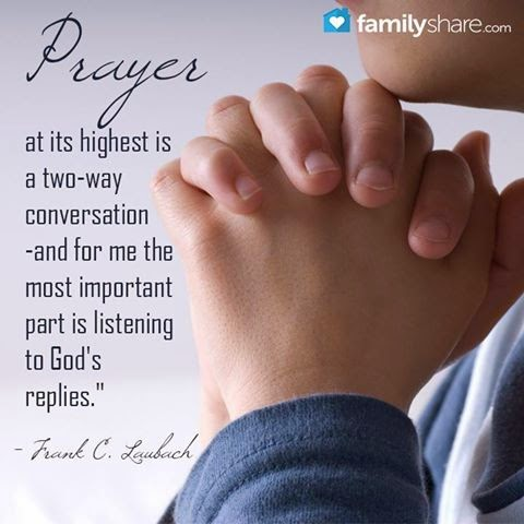 Prayer Quotes by Frank C Laubach