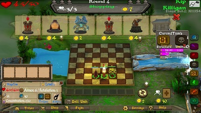 Free To Play Idle Chess Story