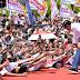 Kampanye di Kalimantan Selatan, Jokowi Optimis Menang