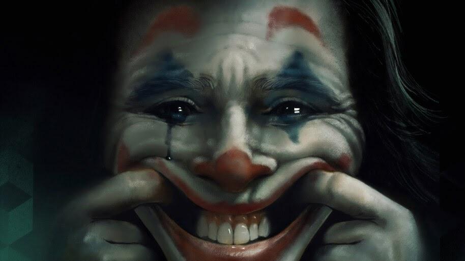 Joker Smile 2019 Joaquin Phoenix Movie 4k Wallpaper 5 695