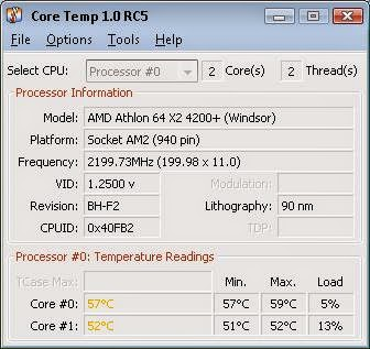 Aplikasi Monitoring Suhu PC/Laptop Yang Ringan Dan Mudah Digunakan.