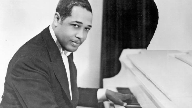 A Vintage Nerd, Silent Film Stars Graves, Woodlawn Cemetery, Vintage Blog, Where Old Hollywood Stars are Buried, Duke Ellington Grave