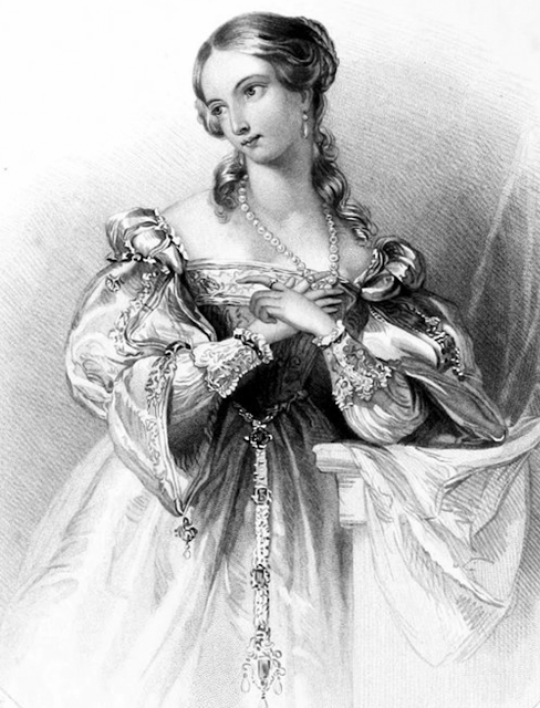 гравюра Джульетта Шекспира