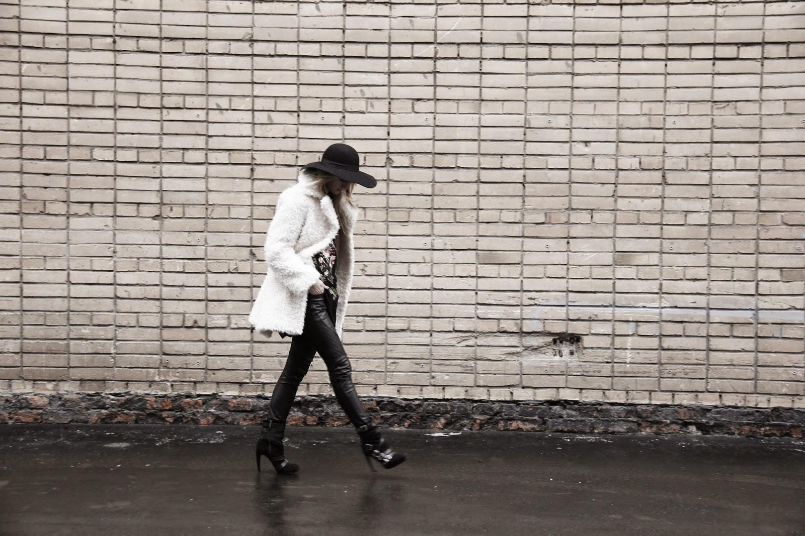 Irina Pavlova, fashion, street style