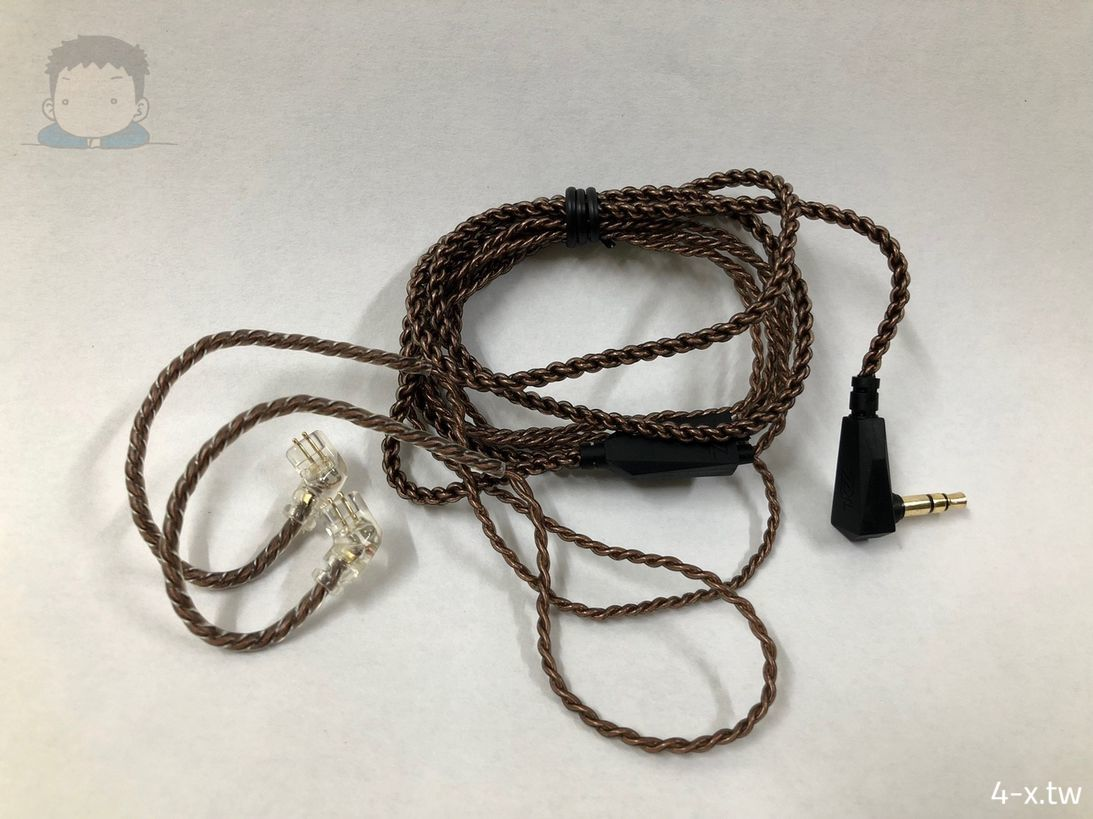 KZ ZSN 耳機線