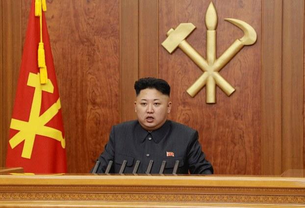 Kuzey Kore den ABDye tehdit Nükleer düğme masamda