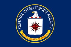 Emblema de la CIA o Agencia Central de Inteligencia de E.E.U.U.
