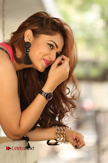 Tollywood Actress Ashwini Latest Stills in Ripped Jeans  0098.JPG