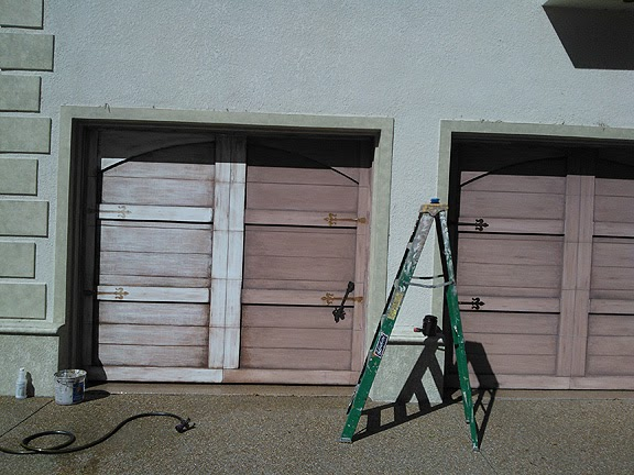 Faux Paint Carriage Doors Everything I Create Paint