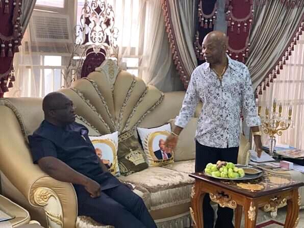 You represent the future of Igbo nation - Arthur Eze tells @GovernorIkpeazu