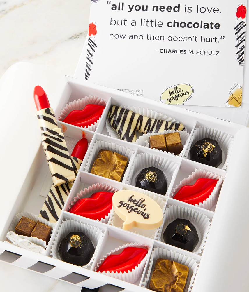 Maggie Louise Hello Gorgeous Chocolate Gift Box