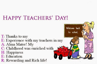 Teachers Day Facebook Status 2015