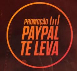 Promoção PayPal 2017 Te Leva Shows Concorrer Ingressos Shows