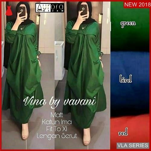 VLA138V104 Model Dress Vina Wd Murah BMGShop