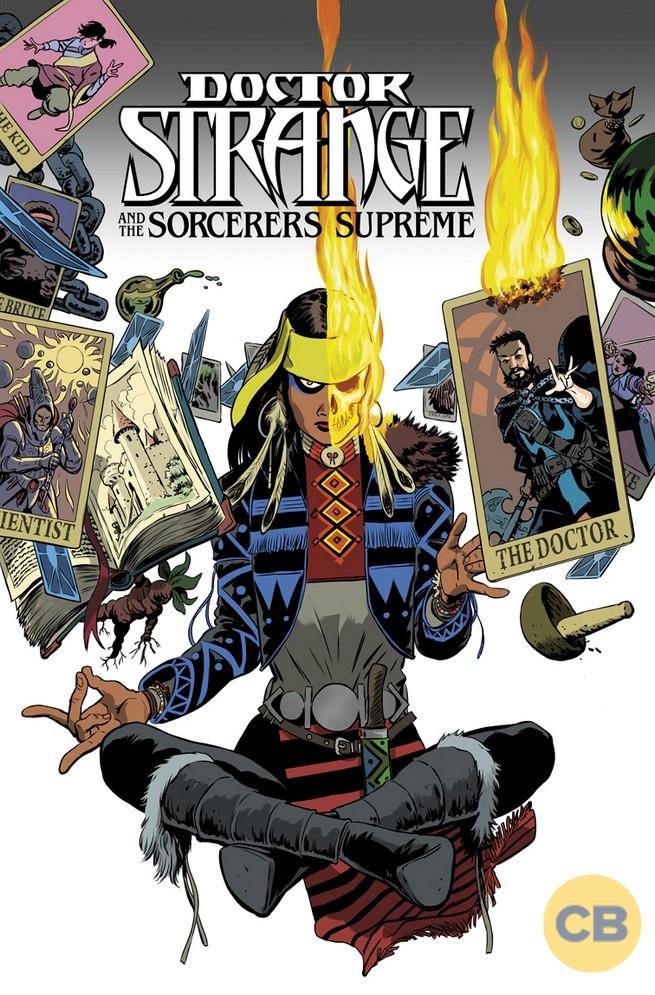 Demon Rider Marvel Comics