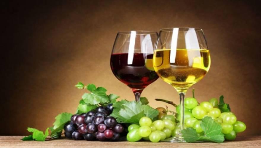 Δείτε ποια είναι τα οφέλη του κρασιού ανάλογα με το χρώμα του!