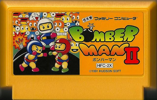 Bomberman 2 Nes