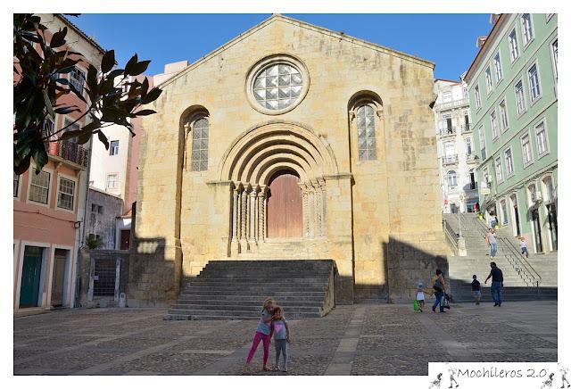 Iglesia de Santiago, Coimbra