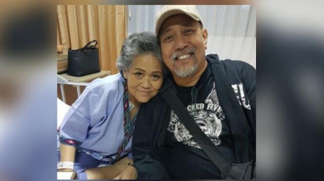 Istri Kemoterapi, Indro Warkop Beri Ungkapan Penyemangat, Netizen Terharu Bilang...