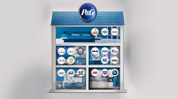 """"""" PRODOTTI P&G """" DESIDERI MAGAZINE PROGETTO P&G """""""