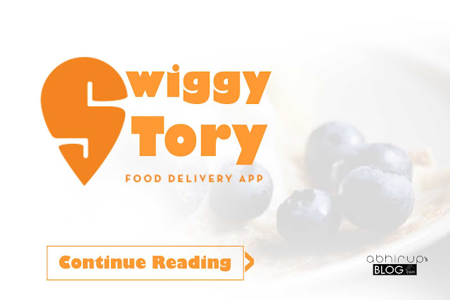 The Swiggy Story - the food delivery app.