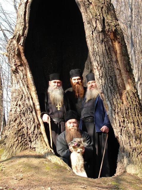 Οι μονάχοι αποτελούν τις ειδικές δυνάμεις της Εκκλησίας μας