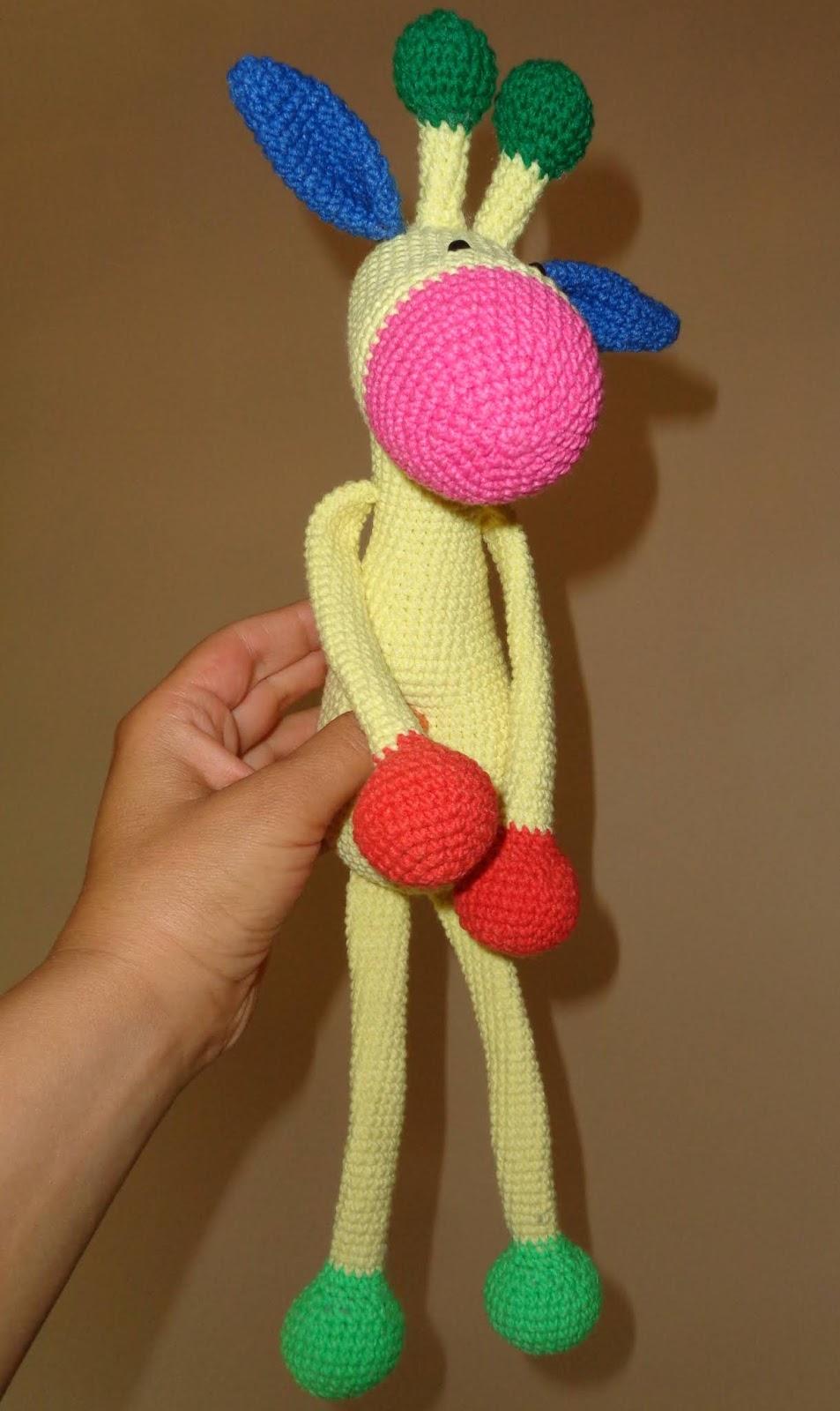 PDF Жираф крючком. FREE crochet pattern; Аmigurumi doll patterns ... | 1600x953