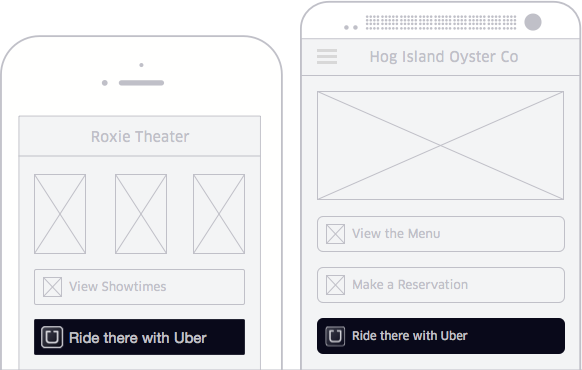 Uber API integrated apps and How to do it in your App