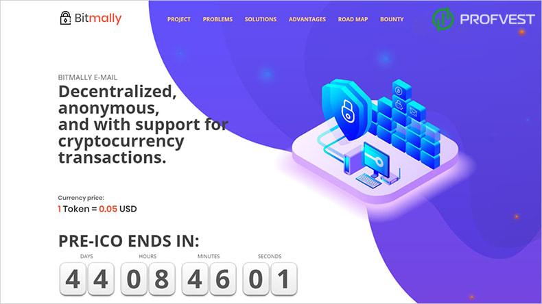 Новости от проекта BitMally