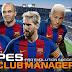 تحميل لعبة كرة القدم بيس كليب مانجر PES CLUB MANAGER v1.5.0 كاملة اخر اصدار
