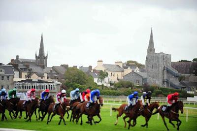 Listowel racecourse, Ireland